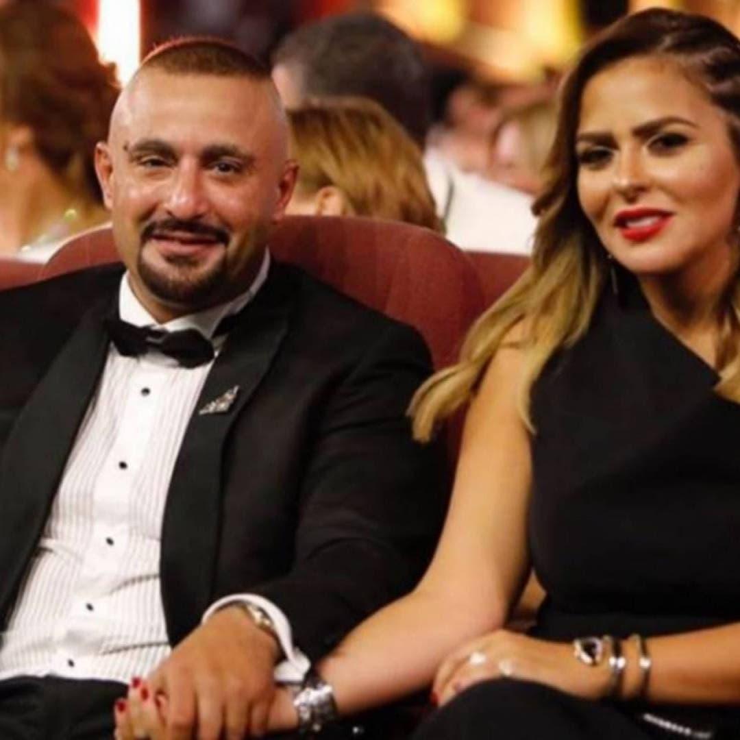 هل يعاني السقا وزوجته خطر كورونا بسبب هذه الإعلامية؟