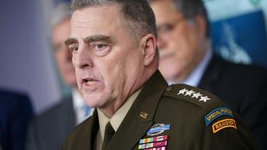 الجيش الأميركي: تظاهروا بسلمية دون عنف