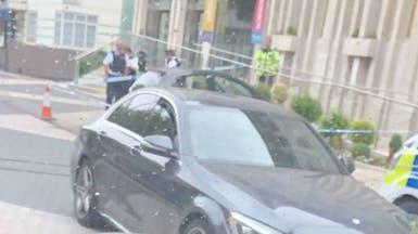 الشرطة تقبض على الرجل صادم المارة في لندن