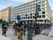 پنتاگون دستور داد 900 سرباز منطقه واشینگتن را ترک کنند
