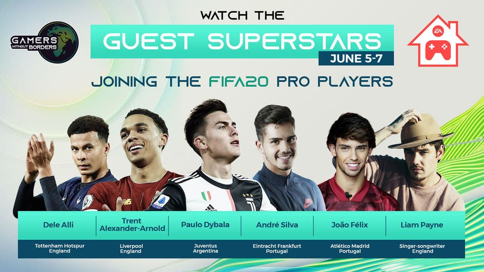 Coronavirus: Football, music stars to compete in FIFA for Saudi esports charity event