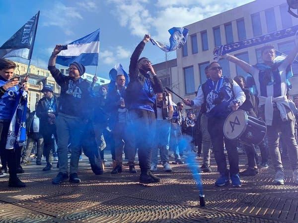 الشرطة البرتغالية تحذر مشجعي بورتو من التجمع خارج الملعب