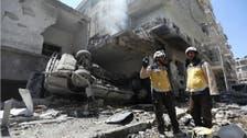 شمال مغربی شام میں جنگ بندی کے بعد پہلی مرتبہ روسی طیاروں کے فضائی حملے