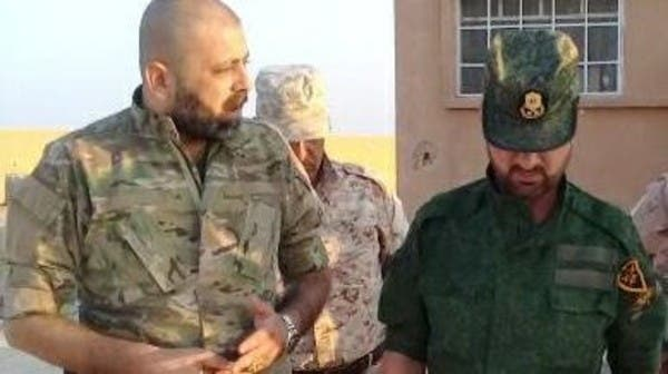 هل طالت شظايا رامي مخلوف ضابطا سوريا يدعمه  بوتين ؟