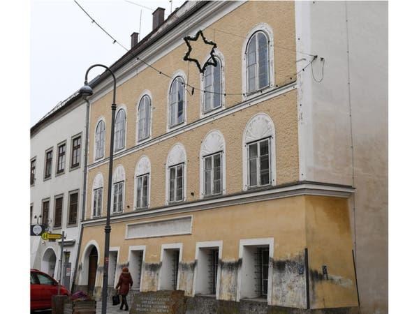 المنزل الذي شهد ولادة هتلر.. حولوه لموقع يطرد الزوار