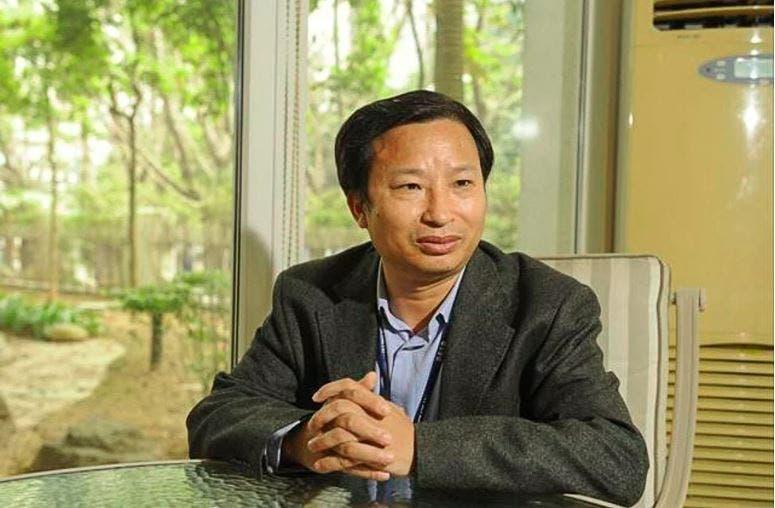 المليادير الصيني المعروف دو وايمين