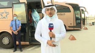 نشرة الرابعة عودة حركة النقل العام بين المدن السعودية وسط اشتراطات مشددة بسبب كورونا
