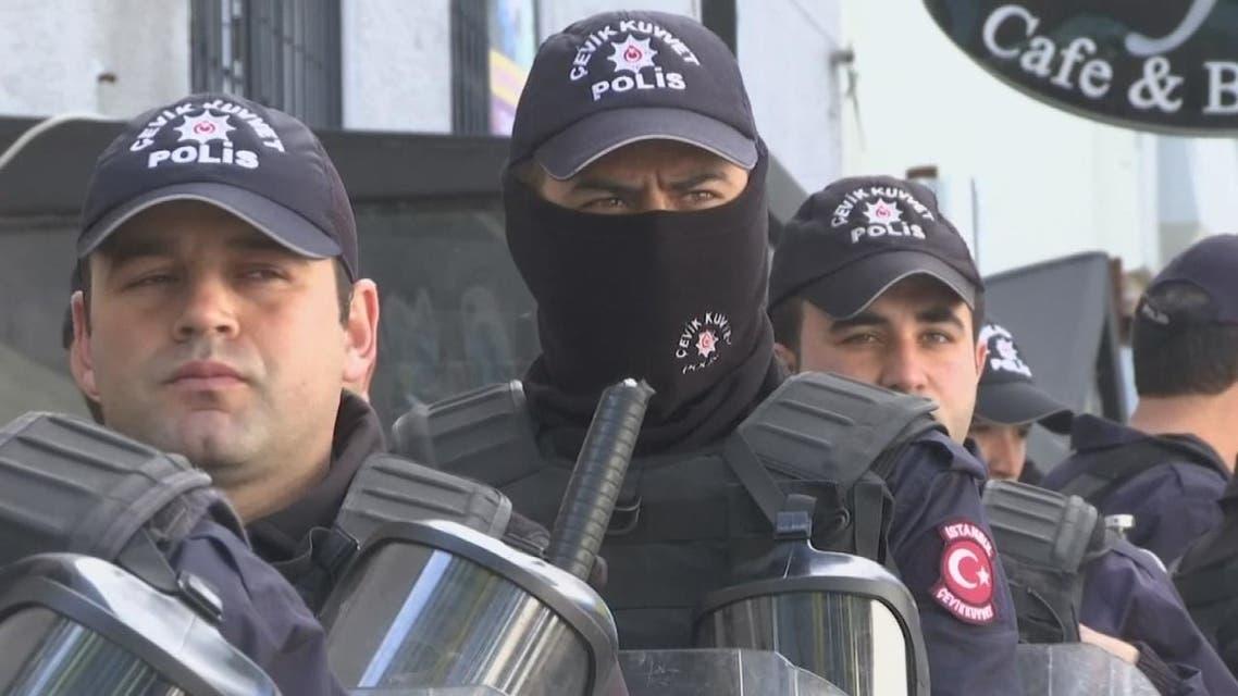 شنت السلطات التركية حملة اعتقالات جديدة في صفوف العسكريين مستهدفة من قالت إنهم مرتبطون بحركة فتح الله غولن.