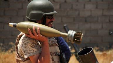 """الوفاق"""" تؤكد السيطرة على طرابلس.. وطائرات مسيرة تستهدف ترهونة"""