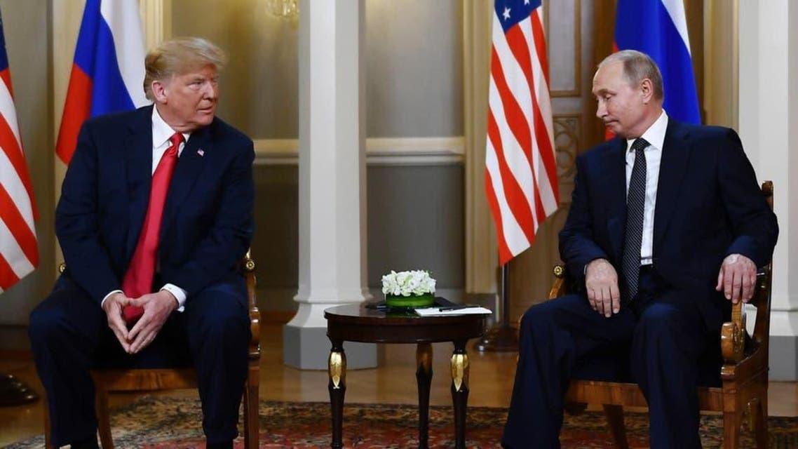 Trump and puten