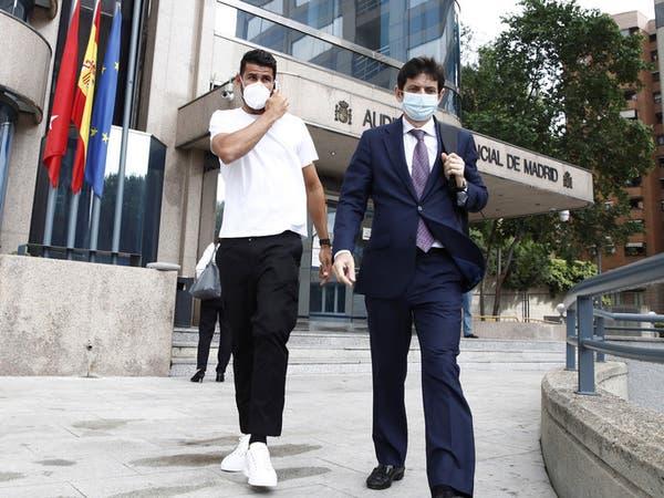 دييغو كوستا يظهر في محاكمة لتسوية قضية تهرب ضريبي