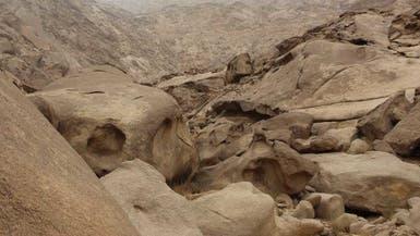 مصور سعودي يقطع مسافة 462 كلم لتوثيق هذه المعالم
