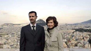 صورة غامضة للأسد وزوجته بعد تهديد رامي مخلوف