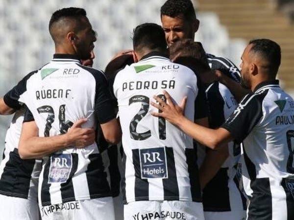 بورتيمونينسي يتغلب على جيل فيسنتي بعد عودة الدوري البرتغالي