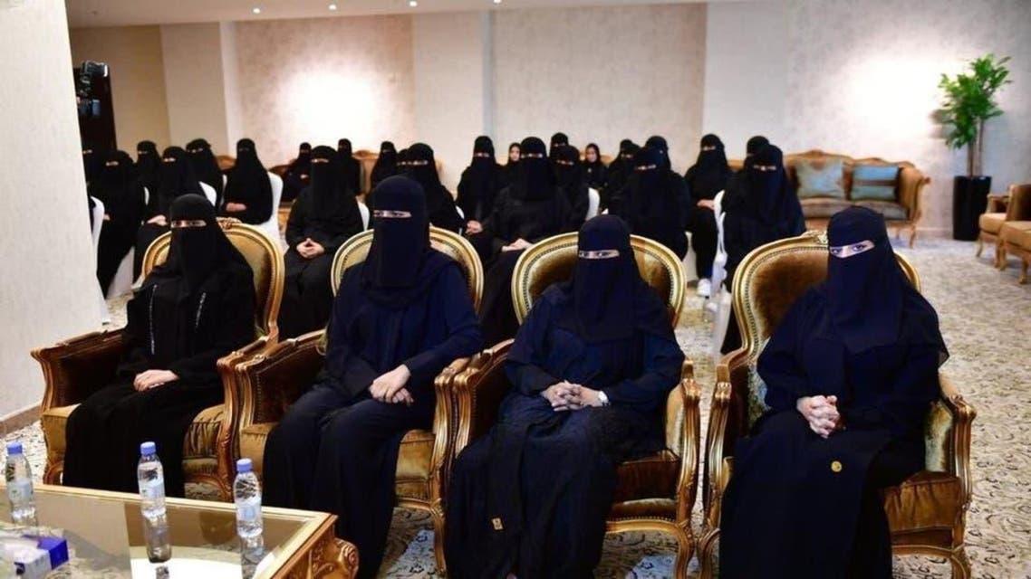 KSA: Lasdies Officers