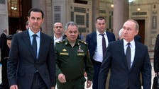 Moscow sending signs it is frustrated with Assad: US official