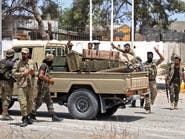 قوات الوفاق المدعومة من تركيا تدخل ترهونة الليبية