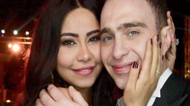 شيرين ترد على شائعات شجارها مع زوجها