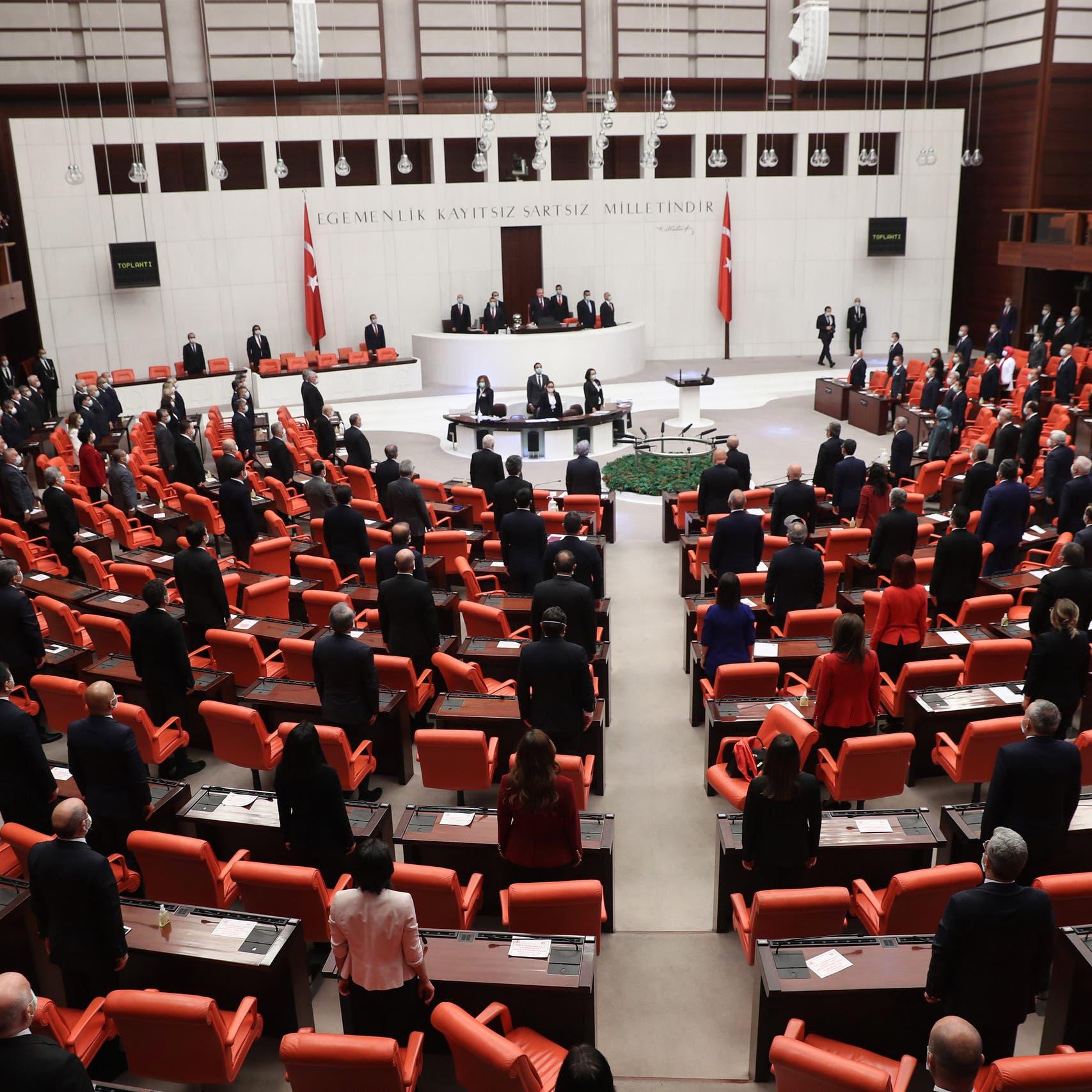 معارضة تركيا تلجأ للقضاء لإلغاء تشريع يكبّل المجتمع المدني