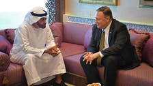Pompeo discusses regional stability, Libya ceasefire with Abu Dhabi Crown Prince