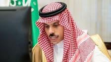 فيصل بن فرحان: شركاء الرياض على الخط نفسه بجهود حل الأزمة مع قطر