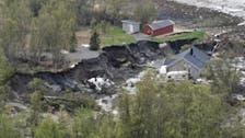 Landslide in Arctic Norway sweeps away eight homes