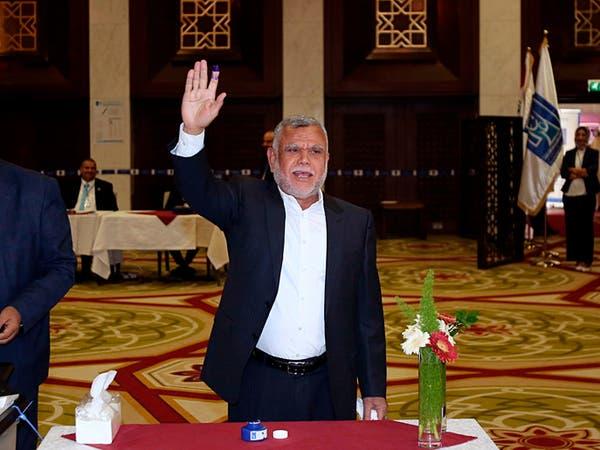 رئيس تحالف الفتح  يستقيل من مجلس النواب العراقي