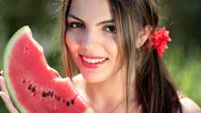 جرّبوا البطيخ لتمليس التجاعيد تعزيز الإشراق الصيفيّ