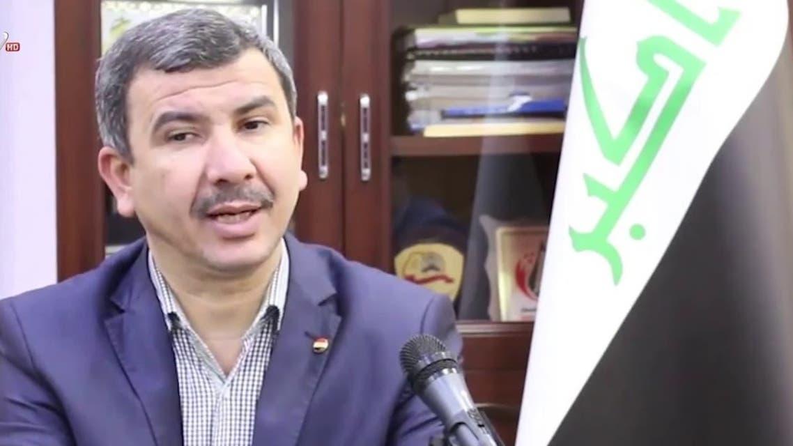 وزير النفط العراقي إحسان إسماعيل