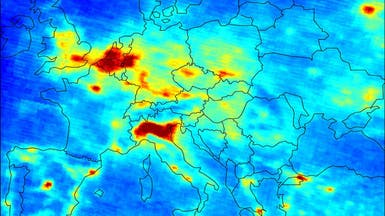 منصة لمراقبة تأثير فترة الإغلاق في أوروبا... من الفضاء