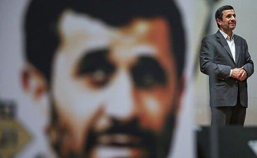 أحمدي نجاد ترشح للانتخابات السابقة