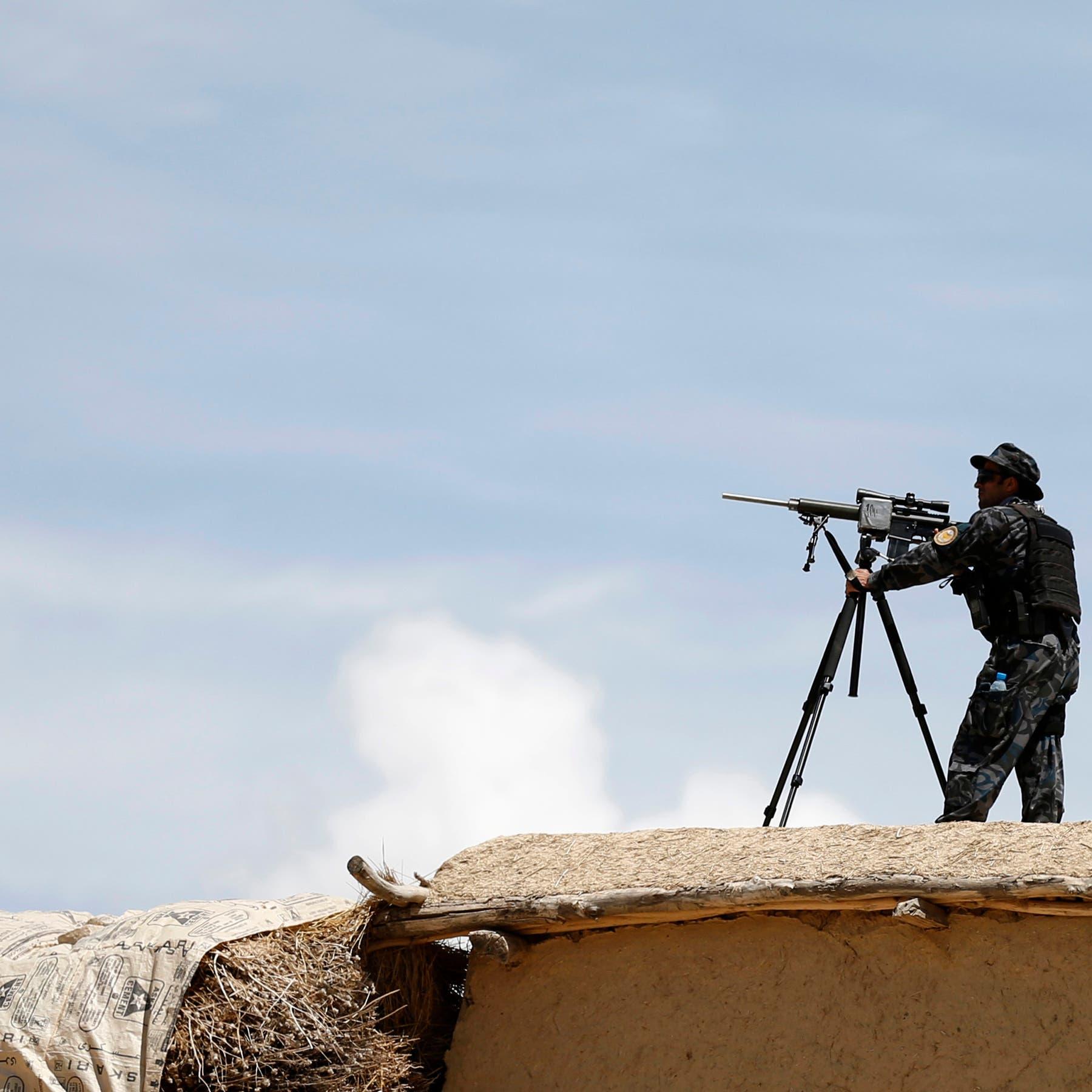 مقتل 11 مقاتلاً موالياً للحكومة الأفغانية بهجوم نُسب لطالبان