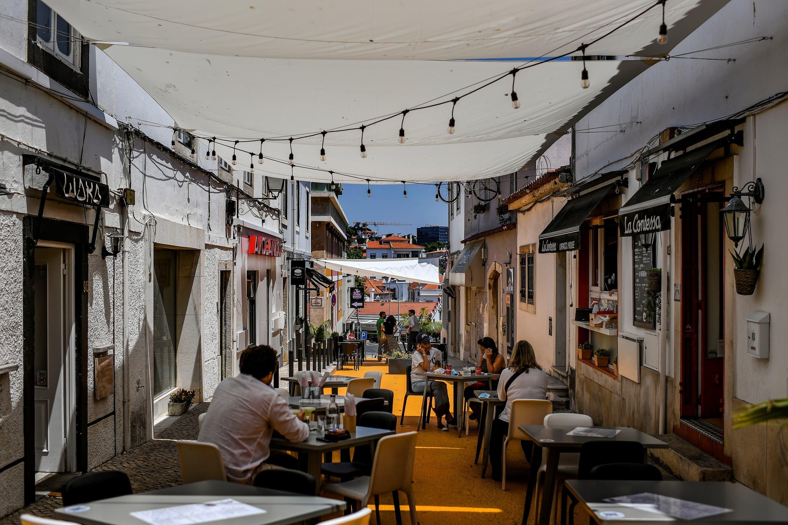 مطاعم في منتجع كاسكايس