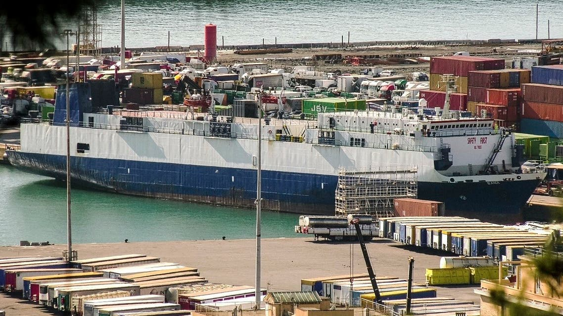 Authorities in northern Italy arrested the captain of a Lebanese-flagged cargo ship on suspicion of international arms trafficking Wednesday while they investigate if the vessel transported tanks, rockets and other weapons from Turkey to Libya. (AP)