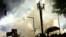 Watch: US police use tear gas, flash grenades to break up Portland protests