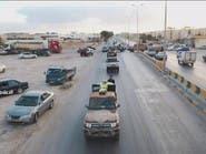 تعزيزات الجيش الليبي من بنغازي إلى سرت لمواجهة الوفاق