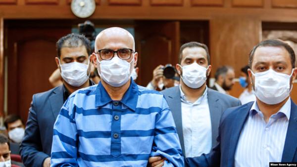 أدين بالفساد.. السجن 31 عاماً لنائب رئيس قضاء إيران السابق