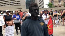 Man arrested at Canadian anti-black racism rally after arriving in blackface: Reports