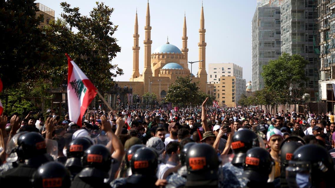 من بيروت يوم 6 يونيو