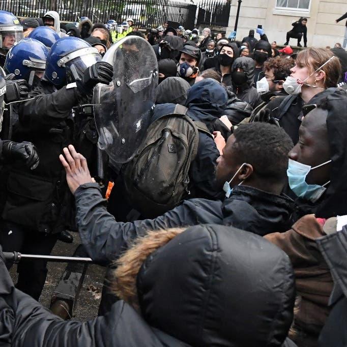 وزير الصحة البريطاني: الاحتجاجات تزيد من تفشي كوفيد 19
