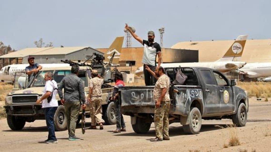 Libya GNA Forces
