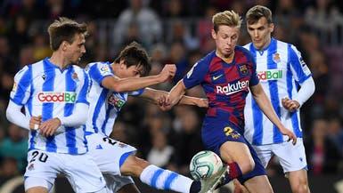 برشلونة يعلن إصابة دي يونغ.. ويرفض تحديد موعد عودته