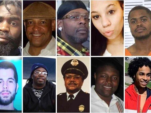 17 قتيلاً ضحايا الاحتجاجات وأعمال الشغب في أميركا