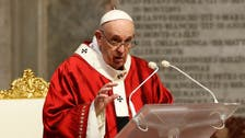 Pope giving Vatican employees paracetamol for Christmas