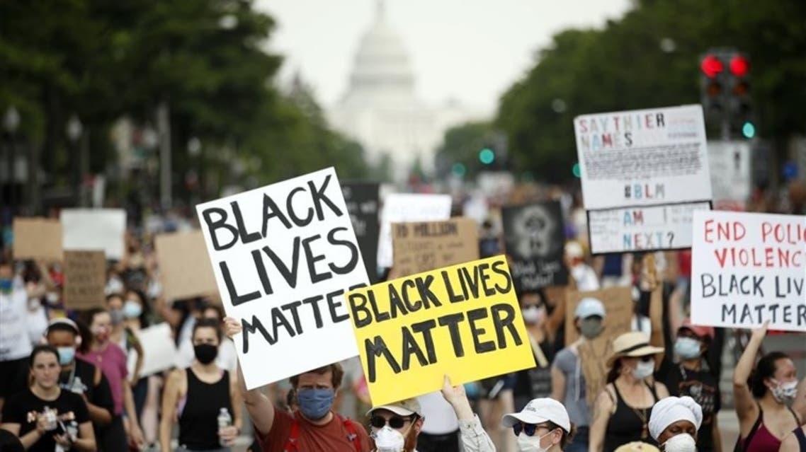اعتراضات در شهرهای اروپایی به کشته شدن جورج فلوید مرد سیاهپوست آمریکایی