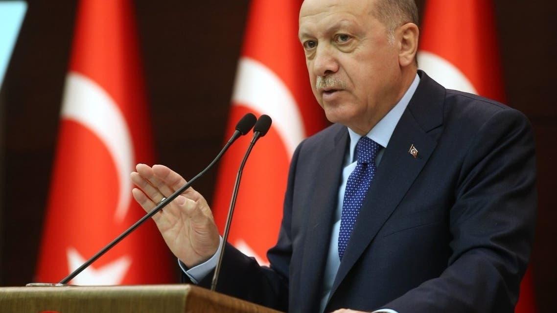 أردوغان يسعى للاستحواذ على الغاز الليبي