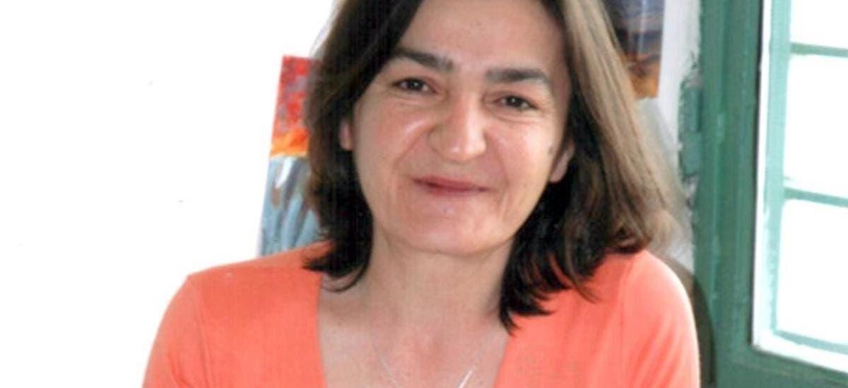 الصحافية التركية يلدز