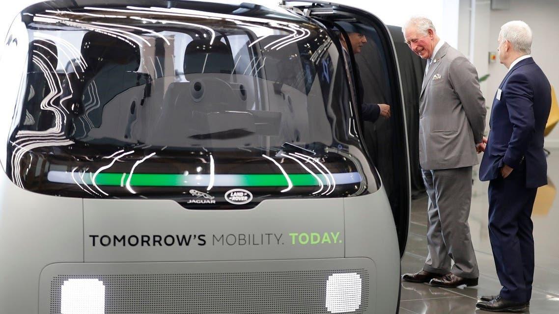 AP_UK electric and autonomous vehicles
