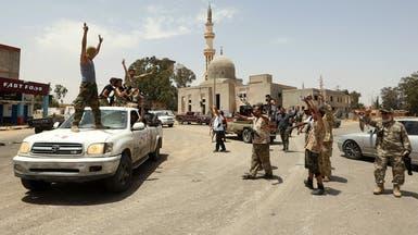 الجيش الليبي: استهدفنا رتلا من المرتزقة عند أطراف سرت
