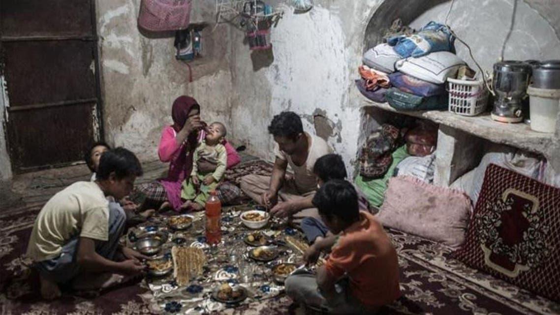 Iran: Poverty